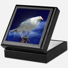 Serious Flier Keepsake Box