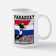 Paraguay World Soccer Mug
