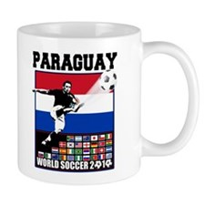 Paraguay World Soccer Small Small Mug