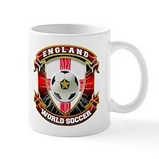 England Soccer Power Mug