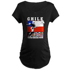 Chile World Soccer T-Shirt