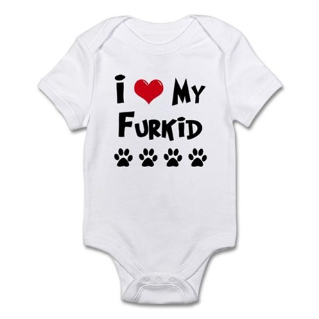 Furkid Infant Bodysuit