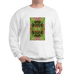 Flower Garden Carpet 3 Sweatshirt