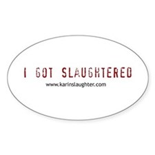 Cool Slaughter Decal