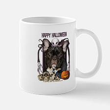 Halloween Nightmare Frenchie Mug