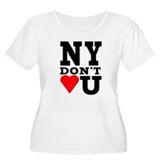 New York Don't Love You T-Shirt