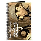 Sherlock holmes basil rathbone Journals & Spiral Notebooks