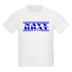 United States Navy Kids T-Shirt
