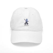 Blue Poison Frog Baseball Baseball Cap
