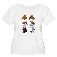 Poison Frogs Women's Plus Size Sceckoop n