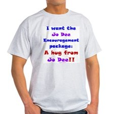 Jo Encouragement Package T-Shirt