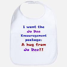 Jo Encouragement Package Bib