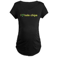 I heart kale chips T-Shirt