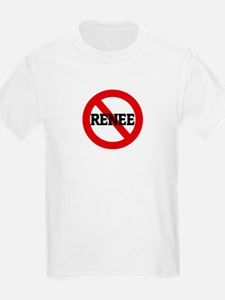 Anti-Renee Kids T-Shirt
