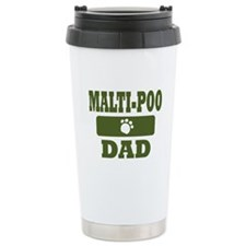 Malti-Poo Dad Travel Mug