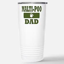 Malti-Poo Dad Travel Mug