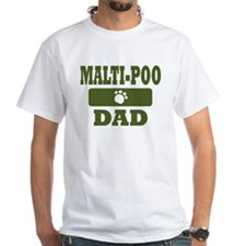 Malti-Poo Dad Shirt