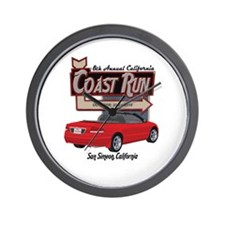 8th Annual CCR Sebring Mercha Wall Clock