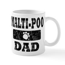 Vintage Malti-Poo Dad Mug