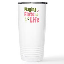 Flute is Life Travel Mug