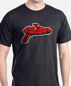Red Ray Gun T-Shirt