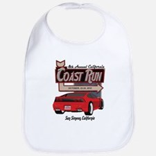 8th Annual California Coast R Bib