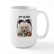 Halloween Nightmare - Poodle Mug