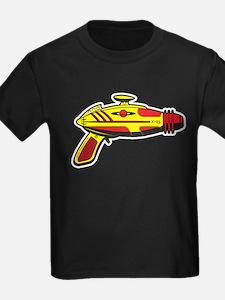 Yellow Red Ray Gun T