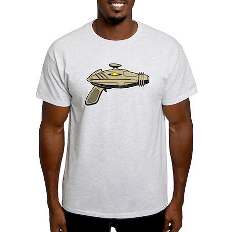 Tan Ray Gun Light T-Shirt