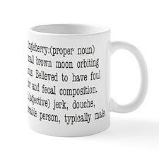 WHAT IS A DINGLEBERRY? Mug