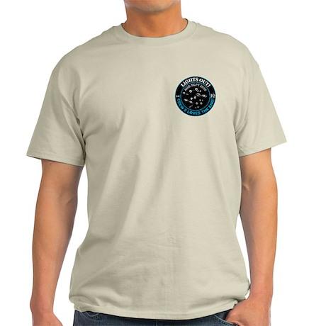 Crew 8 Lights Out Light T-Shirt