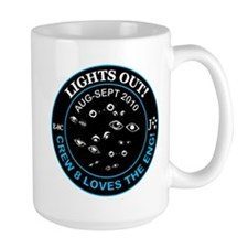 Crew 8 Lights Out Mug