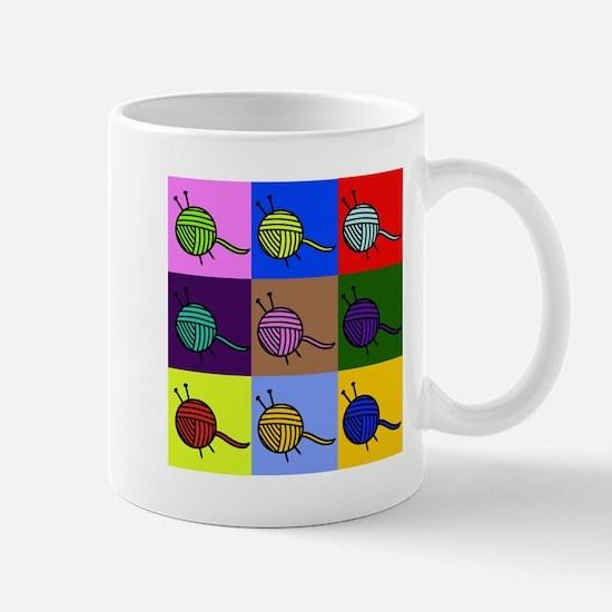 Cool Knitaholic Mug