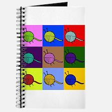 Cool Knitting patterns Journal