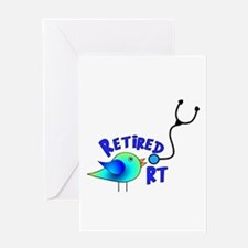 Respiratory Therapy 9 Greeting Card