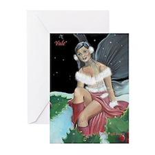 """Yule"" Greeting Cards (Pk of 10)"