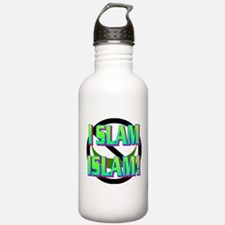 I SLAM ISLAM! Water Bottle