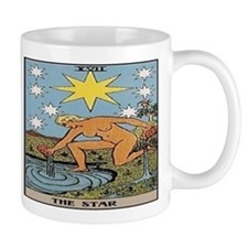 Focus on Health and Wellbeing Tarot Spell Mug