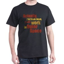 I'm From Iowa T-Shirt
