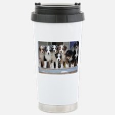 7 Hearts of Love Stainless Steel Travel Mug