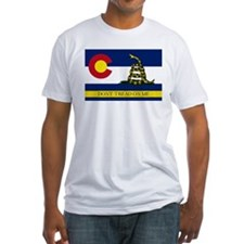 Dont Tread on Me Colorado Shirt