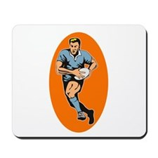 Rugby 2 Mousepad