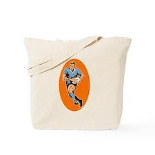 Rugby 2 Tote Bag