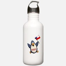 Chile Penguin Water Bottle