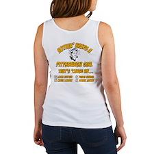 Pittsburgh Girl Women's Tank Top