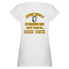 Pittsburgh Girl Shirt