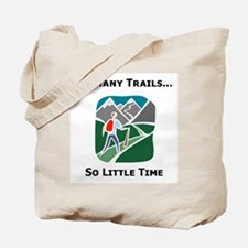 So Many Trails Tote Bag
