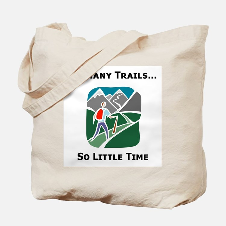 So Many Trails Tote Bag
