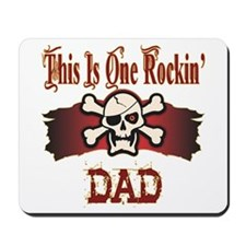 Rockin Dad Mousepad