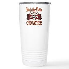 Rockin Godfather Travel Coffee Mug